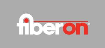 Fiber On logo