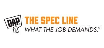 DAP The Spec Line logo